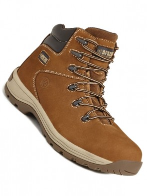 Apache Pitch Water Resistant Hiker Safety Boots S3 SRA