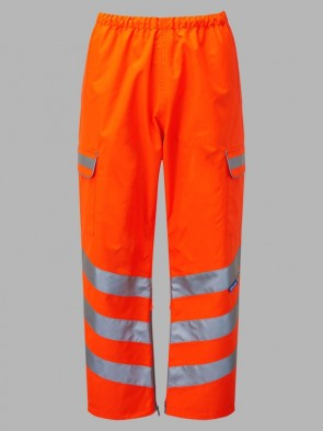 Pulsar Hi-Vis Rail Spec Class 2 Over Trousers