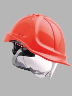 Portwest Endurance Plus Visor Hard Hat