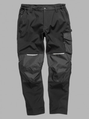 Result Work-Guard Slim Soft Shell Work Trousers