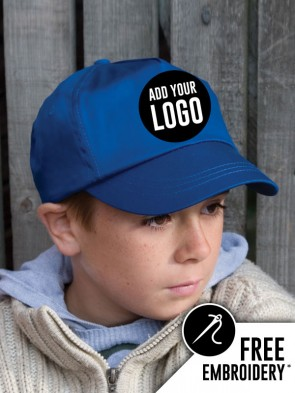 Result Childrens Cotton Baseball Cap