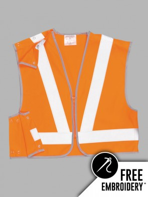 Portwest Hi-Vis GO/RT Short Vest