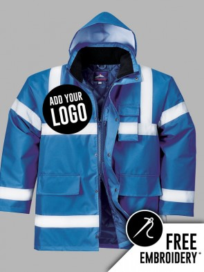Portwest Iona Hi-Vis Lite Traffic Jacket