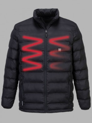 Portwest X3 Ultrasonic Heated Tunnel Jacket
