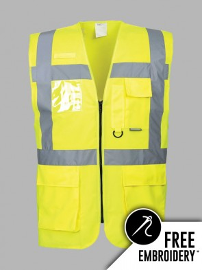 Portwest Hi-Vis Berlin Executive Vest