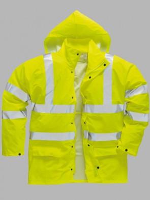 Portwest Hi-Vis Sealtex Ultra Unlined Rain Jacket
