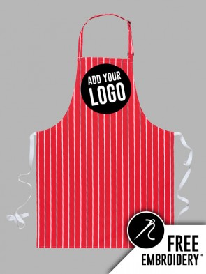 Portwest Waterproof No-Pocket Bib Apron
