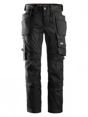Snickers AllroundWork Stretch Holster Pocket Trousers