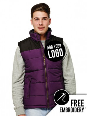 Regatta Standout Altoona Insulated Contrast Bodywarmer