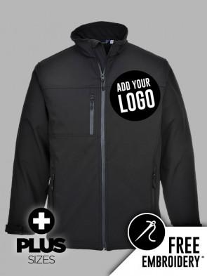 Portwest PLUS SIZE Soft Shell Jacket