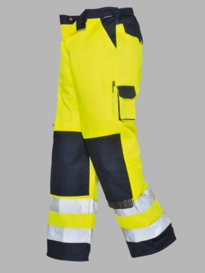Portwest Hi-Vis Lyon Trousers