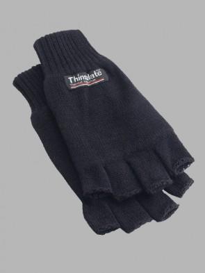 Yoko 3M Thinsulate Half Finger Gloves