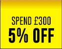 Spend £300 on workwear. Get 5% OFF