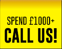 Spend £1000+ on workwear. CALL US!