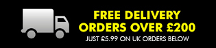 FREE delivery on orders over £200